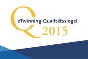 eTwinning Qualitätssiegel