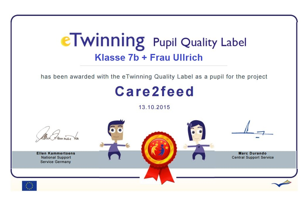 QL care2feed